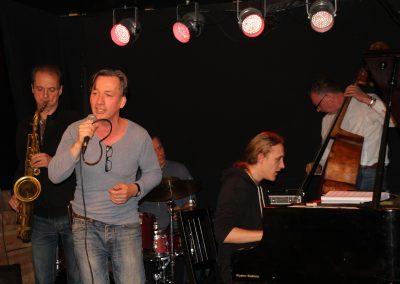Session: Bernd Suchland, Roland Scull, Tillman Person, Ron, Christoph