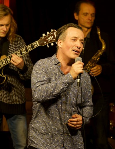 Roland Scull, Bernd Suchland, Gitarrenmann